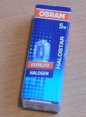 Osram halostar starlite 64405s 5w 12v G4