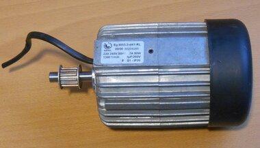 Gefeg aandrijfmotor 220/240V 50hz 7A 80W 1300 1/min 8uf/260V