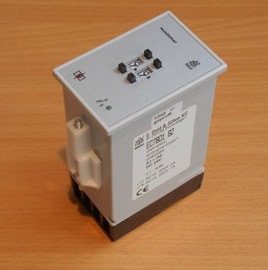 Dold Tijdrelais EC7801.82 24VDC 0,1..9,9S DOL3020247