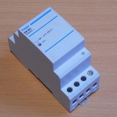 Hager EM002 Trappenhuisschakelaar Voorsignaleringsmodule 24sec