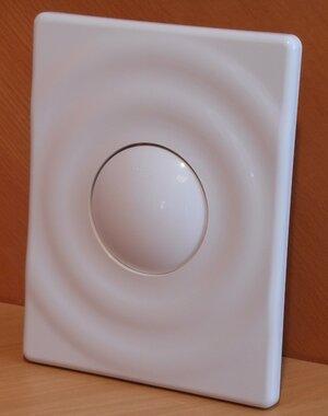 Grohedal bedieningspaneel toilet surf pergamon 37633IG0