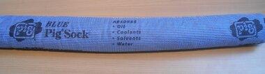 Blue pig sock Polypropyleen Absorberende sok 120x8x4mm