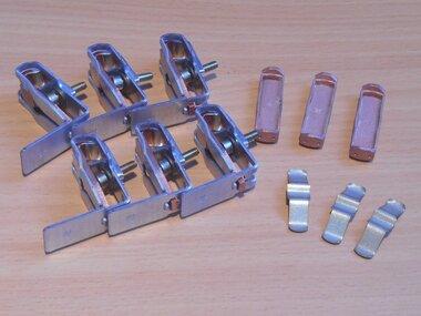 Telemecanique Schneider LA5FF431 Set hoofdcontacten F115 F150 3