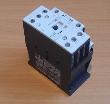 Moeller DIL(M) 32 - 10 magneetschakelaar 24-27VDC