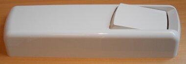 Geberit deksel voor 123105 alpina wit 240.151.11.1