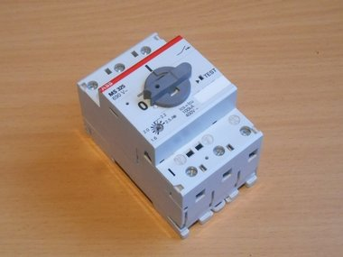 ABB MS325 Motor Starter 1,6-2,5A 690V