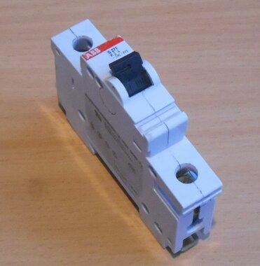 ABB S271 K2A installatieautomaat  1P 2A