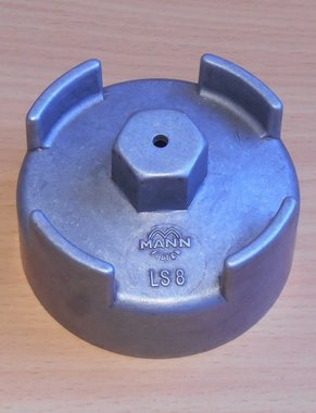 Mann filter LS8 Oliefiltersleutel