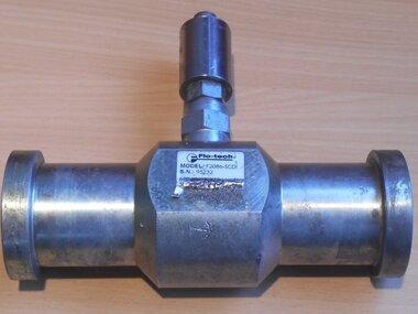 Flo-tech F2086-SCDI Turbine Flow Sensor