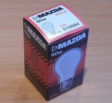 Mazda looplamp 24v 60w mat 010084