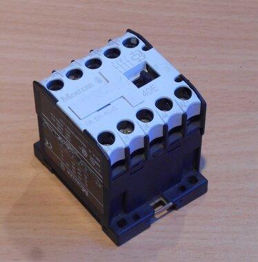 Eaton moeller Mini hulprelais DILER-40-G 24V DC 4NO