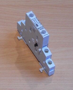 Moeller Hulpcontactblok NHI12-PKZ0 1M 2V