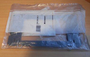 Geberit montage frame voor bedieningsplaten draagframe 240200001