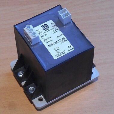 EREA Eénfase EDR24TS30 stuurtransformator 230 - 400V