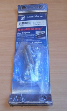 Donaldson X00-4480 Seal Clamp Stainless Steel 3.5