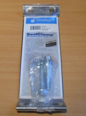 Donaldson X00-4478 Seal Clamp Stainless Steel 3