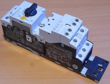 Moeller PKZM0-6,3/SE00-11 motorstarter 4,0-6,3A 053466