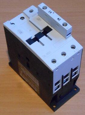 Eaton Moeller Magneetschakelaar DILM50 230V 50HZ 240V 60HZ 22kW 60A 277830