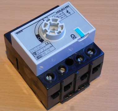 Eaton holec Duco DCM 40/4 40A 4P Lastscheider 4