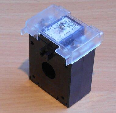 Faget Eleq EM238-13C 0-100A 4-20mA 10-40V Stroommeetwaarde omvormer