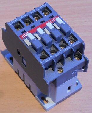 ABB N40E-80 Magneetschakelaar N40E 4NO 220-230V 50Hz 230-240V 60Hz