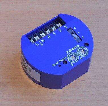 ESYLUX EPL-transmitter/2 Sensor tastsensor 2 potentiaale vrije ingangen