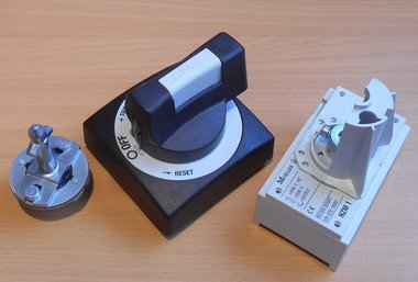 Eaton Moeller Deurkoppelingshandgreep NZM1-XTVDV bedieningsknop
