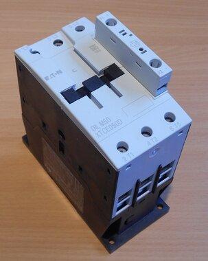 Eaton Moeller Magneetschakelaar DILM50(RDC24) 24-27 VDC 22kW 277844