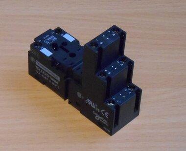 Telemecanique schneider RXZE2S108M relaisvoet 940426 (10 stuks)