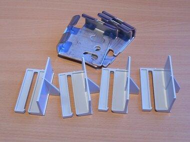 Eldon wandmontagebeugel SS304 UDP RVS304 UWB01