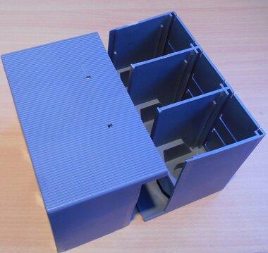 ABB Afdekkappen voor Tmax T5 hoog voor vaste automaat 3P 1SDA054960R1