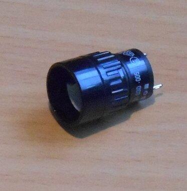 EAO 31-030.005 Signaallamp armatuur 18mm 6-48V zonder lens
