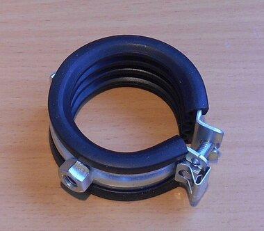 Flamco BSA beugel universeel geluiddempend BSA 8x44,5/49