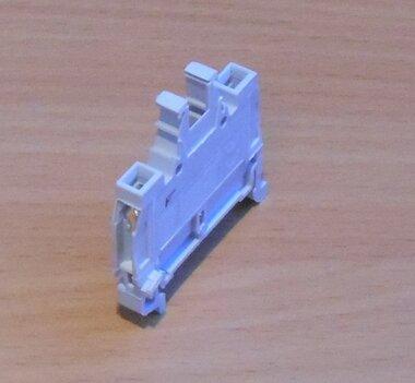 ABB D1.5/6.ADO entrelec verbindingsrijgklem 45.5mm 1.5mm² 1SNA199051R2600 (22 stuks)