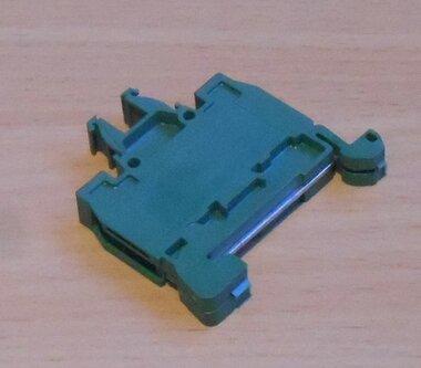 ABB D2,5/8.P.ADO entrelec aardrijgklem 50mm 1-2.5mm² 1SNA199091R1700 (40 stuks)