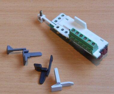 ABB hulpcontact voor TMAX T1-T6 1 wissel en 1 tripcontact zonder kabel 1SDA051368R1