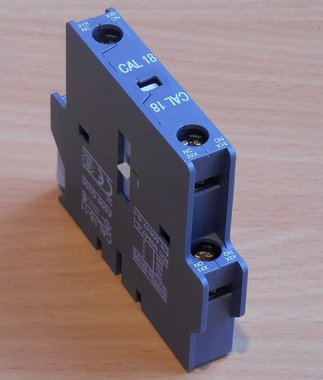 ABB Hulpcontact CAL 18-11 1NO+1NC 1SFN010720R1011