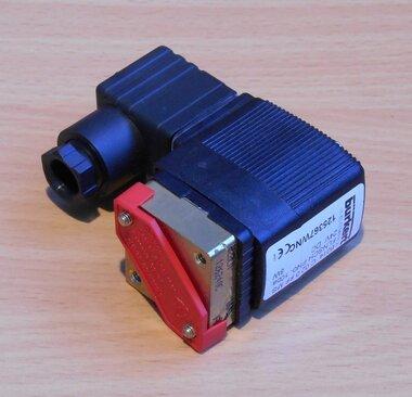 Burkert 6014 C 02,0 FF MS solenoïdeklep 24V DC