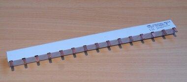 ABB PS3-5-0 Verzamelrail MS 325 Zonder hulpcontact 1SAM101937R0015 (9 stuks)