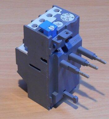 ABB thermisch relais TA25 DU 0,4 A (gebruikt) Thermische overbelastingsrelais