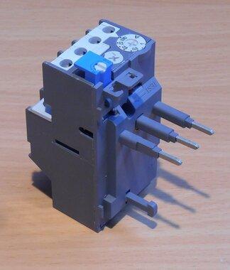 ABB thermisch relais TA25 DU 0,63 A (gebruikt) Thermische overbelastingsrelais