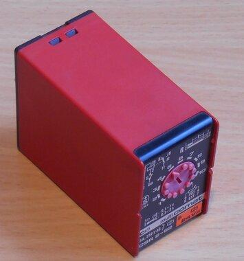 MultiComat CSR 2-62 tijd relais 11pin 5A 250V AC