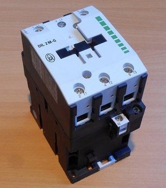 Moeller DIL2M-G 24VDC magneetschakelaar 3P