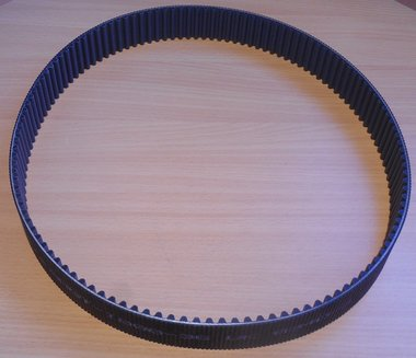 Gates 8MGT-1000-1036 Poly Chain GT2 Carbon Synchronous belt uk 0340-3