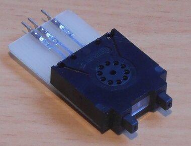 Cherry encoder schakelaar T57 794AMV + en -