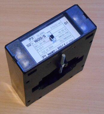 Eleq Faget RM100 4M9A04 Stroommeettransformator Stroomtransformator RM100-E8A 1600/5A