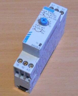 Crouzet MUR3 tijdrelais 0,1s-100h 12-240VAC/DC