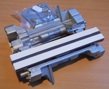 Schneider Electric 08381 KIT HZ /V IP55 Componenten voor uitbouw voor kast/lessenaar