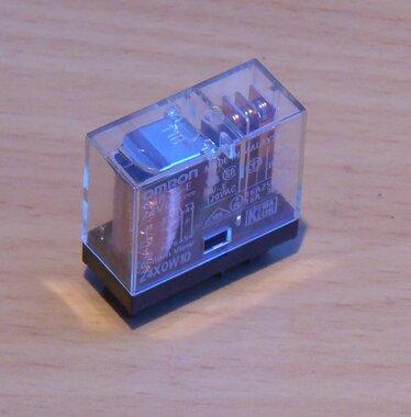 Omron G2R-1-E 24VDC relais 24X0W10
