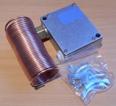 Siemens 8210113 Symaro vorstthermostaat QAF81.6